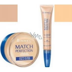 Rimmel London Match Perfection Cream 18 103 + concealer 7 ml