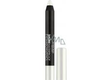Deborah Milano 24Ore Waterproof Eyeshadow & Pencil oční stíny a tužka na oči 2v1 01 Pearly Ivory 2 g