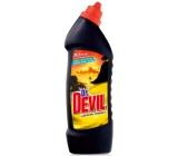 Dr. Devil Lemon Fresh 3v1 Wc liquid cleaner 750 ml