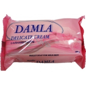 Damla Delicate cream toilet soap with lanolin 100 g