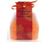 Shower Massage Soap Mandarin Dreams - Tangerine