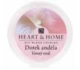 Heart & Home Angel Touch Soy natural fragrant wax 27 g