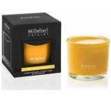 MF.Natural Scented Candle 180g / Legni e Fiori d'Arancio 09/18