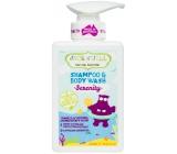 Jack N´Jill Serenity Shampoo & Shower.gel 300ml 0039