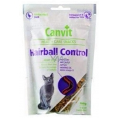 Canvit Hairball Controlling Dainty Soft Supplementary Cat Food 100g