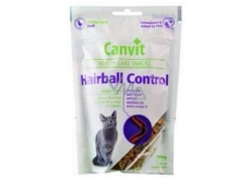 Canvit Hairball Control Chicken treat soft additional food for cats 100 g