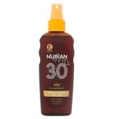 Nubian OF30 Waterproof Sunscreen Oil 150ml Spray