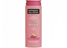 Authentic Toya Aroma Cranberries & Nectarine bath foam 600 ml