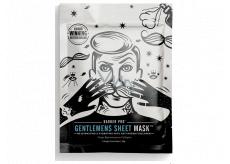 Barber Pro Facial Textile Mask for Men 23 ml