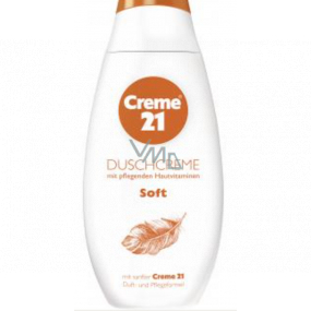 Creme 21 Soft shower gel 250 ml