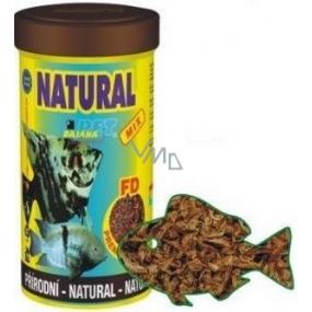 Dajana Natural Mix food for aquarium fish and terrarium animals 250 ml