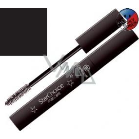 Dermacol False Lash Effect Star Choice řasenka odstín černá 9 ml