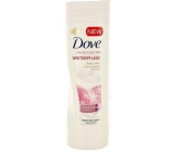 Dove Winter Care Deep Care Complex tělové mléko pro suchou pokožku 250 ml růžové