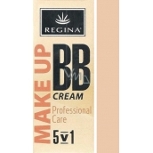 Regina BB Cream 5v1 make-up 01 světlá pleť 40 g