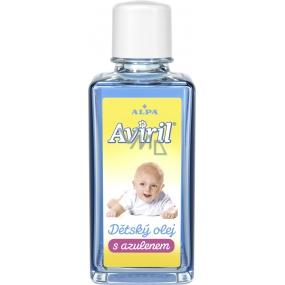 Alpa Aviril oil with azulene for children 50 ml