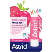 Astrid Kids Juicy strawberry caring lip balm 4.8 g