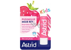 Astrid Kids Juicy strawberry caring lip balm 4.8 g