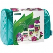 Palmolive Orchid shower gel 250 ml + bath foam 500 ml + liquid soap 300 ml + Speed.st. + etu, gift set