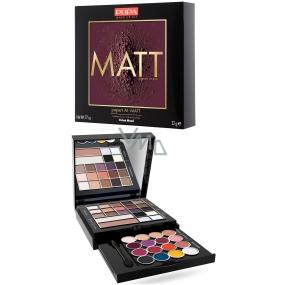 Pupa Pupart M Matt Makeup Eye, Lip and Face Makeup 001 Velvet Mood 22 g