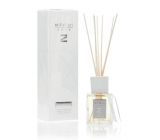 Millefiori Milano Zona Spa & Massage Thai - Thai Spa & Massage Diffuser 250 ml + 7 stalks 30 cm long in medium-sized rooms lasts 3 months