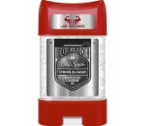 Old Spice Strong Slugger gel antiperspirant, with a scent of spicy citrus tones and herbal 70ml men's accents.