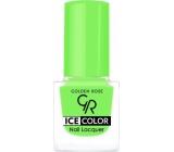 Golden Rose Ice Color Nail Polish nail polish mini 202 6 ml