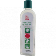 Bohemia Gifts & Cosmetics Antimicrobial liquid soap helps to control the growth of microorganisms on the skin surface 1 l