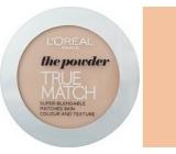 Loreal Paris True Match Powder D3 - W3 Golden Beige 9 g