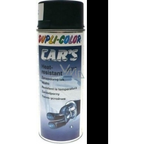 Dupli Color Cars 690 ° C heat-resistant lacquer Black spray 400 ml