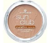 Essence Sun Club Blondes matt bronze powder 02 Sunny 15 g