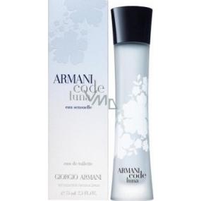 Giorgio Armani Code Luna Eau de Toilette for Women 75 ml
