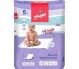 Bella Happy hygienic pads 90 x 60 cm 5 pieces