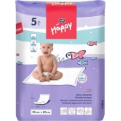 Bella Happy Baby Sanitary pads 90 x 60 cm 5 pieces
