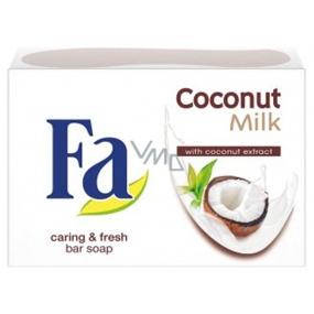 Fa Coconut Milk toilet soap 90 g