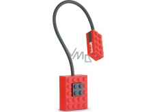 If Block Light Lego Book lamp Red 32 x 20 x 220 mm