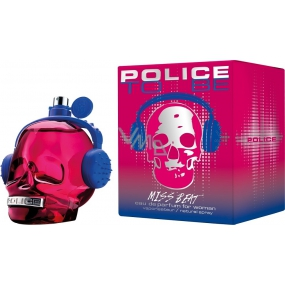 Police To Be Miss Beat parfémovaná voda pro ženy 75 ml