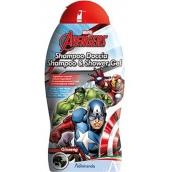 marvel Avengers 2v1 shower gel and hair gel with shea butter for children 300 ml exp.9 / 2018