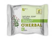 About Herbal Natural Verbena and Green Clay Natural Toilet Soap 100 g
