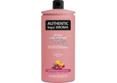 Authentic Toya Aroma Cranberries & Nectarine liquid soap refill 600 ml