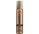 Wella Wellaflex Mega Strong Hold Power Hold mega strong firming with gloss hairspray 75 ml