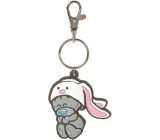 Me to You PVC Keychain Rabbit 6 cm