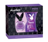 Playboy Endless Night for Her eau de toilette 40 ml + shower gel 250 ml, gift set