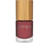Catrice Pure Simplicity Nail Color Nail Polish C04 Moody Plum 8 ml