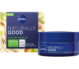 Nivea Naturally Good Regenerating Night Cream 50 ml