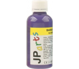 JP arts Paint for textiles for light materials, basic shades 5. Lilac 50 g