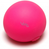 EP Line Anti-stress ball glowing in the dark light pink 6.5 cm