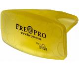 Fre Pro Bowl Clip Citrus fragrant toilet curtain yellow 10 x 5 x 6 cm 55 g