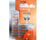 Gillette Fusion5 spare head 16 pieces