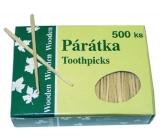 Bartoň Flat toothpicks 500 pieces