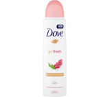 Dove Go Fresh Pomegranate & Verbena antiperspirant deodorant spray for women 150 ml
